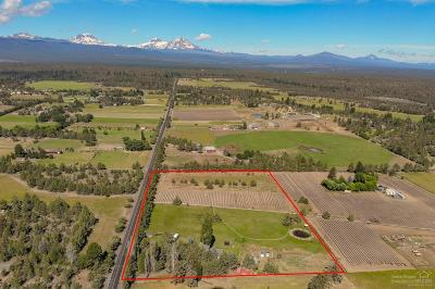 Bend Single Family Home For Sale: 18750 NW Couch Market Road