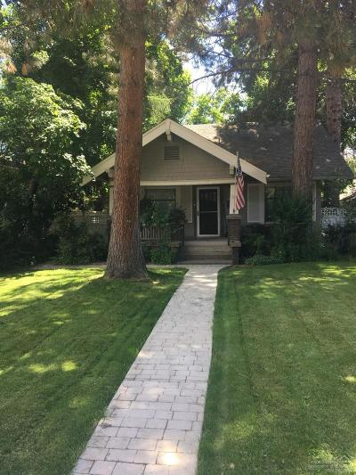 Bend Single Family Home For Sale: 524 NW Congress Street