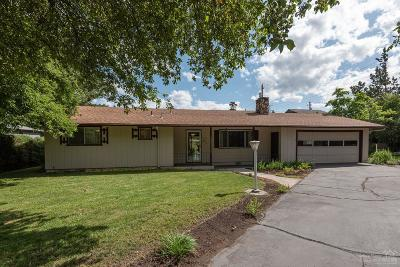 Bend Single Family Home For Sale: 1521 NE McLaughlin Place