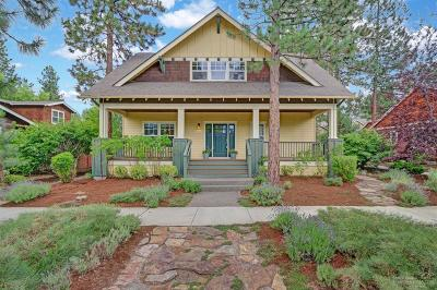 Bend Single Family Home For Sale: 1508 NW John Fremont Street