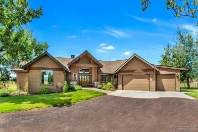 Bend Single Family Home For Sale: 64146 Pioneer Loop