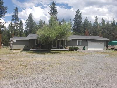 La Pine Single Family Home For Sale: 52368 Lechner Lane