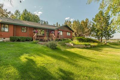 Bend Single Family Home For Sale: 61212 Obernolte Road