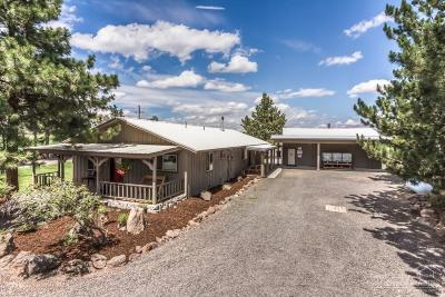 Bend Single Family Home For Sale: 20400 Tumalo Road