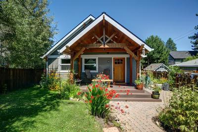 Bend Single Family Home For Sale: 42 NW Gordon Road