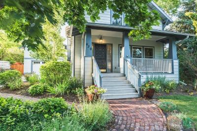 Bend Single Family Home For Sale: 430 NW Florida Avenue #1 & 2