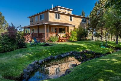 Bend Single Family Home For Sale: 62695 Hamby Road