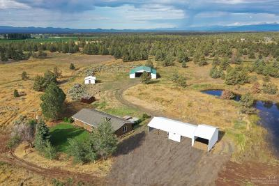 Bend Single Family Home For Sale: 63125 Johnson Ranch Road