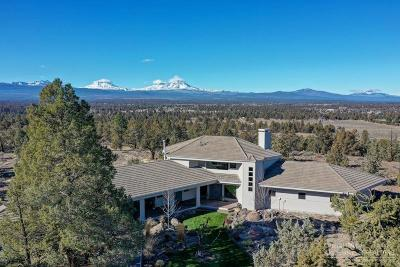 Bend Single Family Home For Sale: 18290 Plainview Road