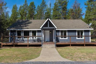Bend Single Family Home For Sale: 55347 Lazy River Drive