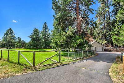 Bend Single Family Home For Sale: 60603 Woodside Road