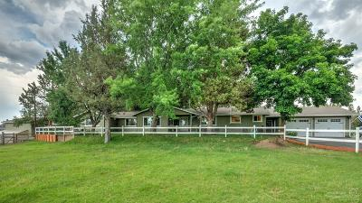 Bend Single Family Home For Sale: 62239 Powell Butte Highway