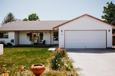 Prineville Single Family Home For Sale: 1108 NE Manzanita Street