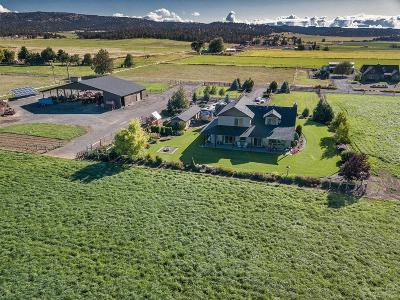 Prineville Single Family Home For Sale: 9209 NW Mountain View Acres Drive