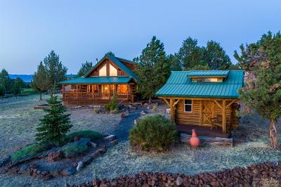 Prineville Single Family Home For Sale: 6233 SE Scenic Drive