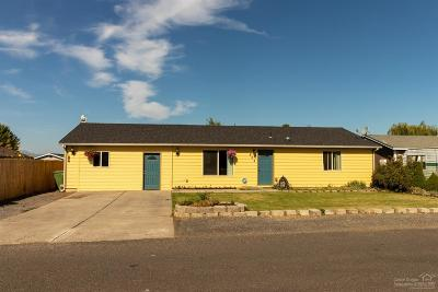 Culver Single Family Home For Sale: 803 Scenic Loop