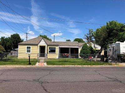 Prineville Single Family Home For Sale: 399 NW 7th Street