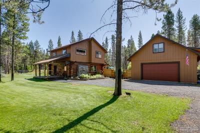Bend Single Family Home For Sale: 55492 Big River Drive