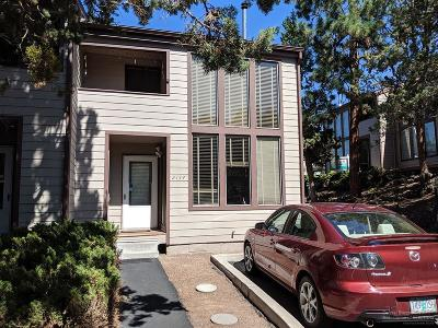 Bend Condo/Townhouse For Sale: 2134 NW Harriman Street #11