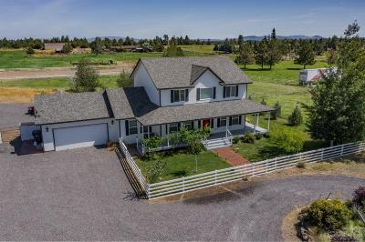 Bend Single Family Home For Sale: 61490 Ward