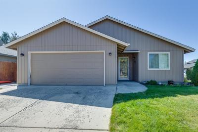 La Pine Single Family Home For Sale: 16445 Cassidy Drive