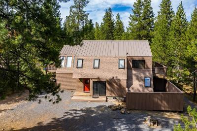 Sunriver Single Family Home For Sale: 18066 East Butte Lane #18