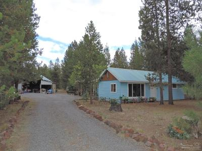 La Pine OR Single Family Home For Sale: $199,900