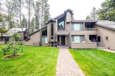 Sunriver Condo/Townhouse For Sale: 57045 Tennis Village