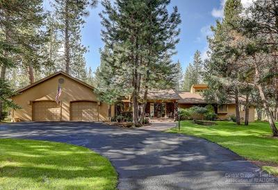 Sunriver Single Family Home For Sale: 1 Squirrel Lane