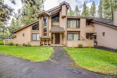 Sunriver Condo/Townhouse For Sale: 17696 Tennis Village Court