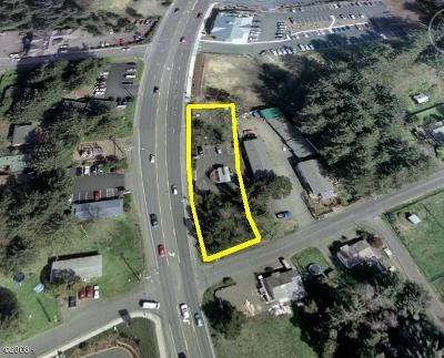 Lincoln City Commercial For Sale: 3632 NE Hwy 101