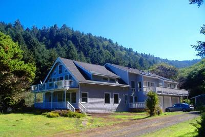 Single Family Home Sold: 1010 Highway 101 S