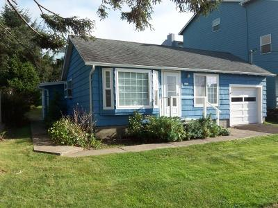 Single Family Home Sold: 4816 SW Beach Ave