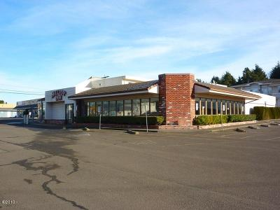Lincoln City Commercial For Sale: 1910 SE Hwy 101