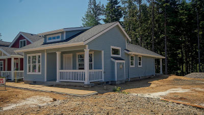 Newport OR Single Family Home Closed: $207,500