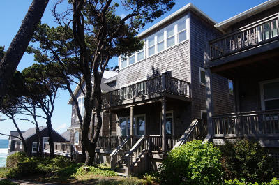 Depoe Bay OR Single Family Home Closed: $399,000
