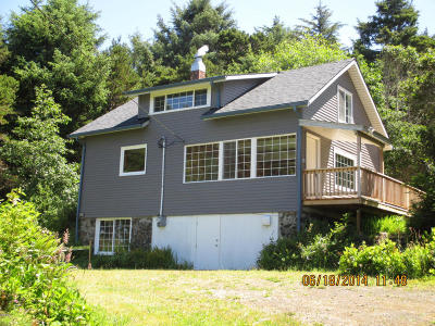 Single Family Home Sold: 3393 SW Pacific Coast Highway