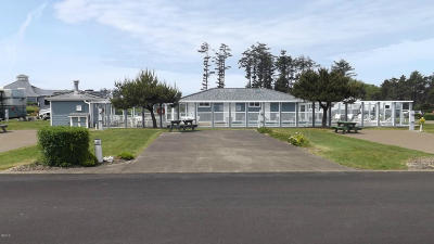 Depoe Bay, Gleneden Beach, Lincoln City, Newport, Otter Rock, Seal Rock, South Beach, Tidewater, Toledo, Waldport, Yachats Residential Lots & Land For Sale: 6225 N Coast Hwy Lot 98