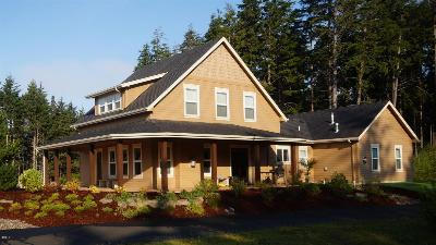 Newport OR Single Family Home Sold: $325,000