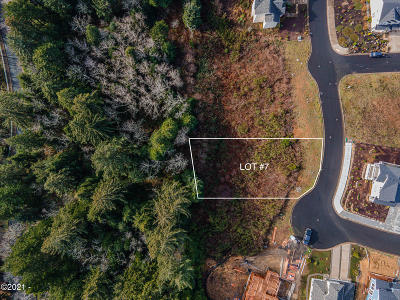 Depoe Bay, Gleneden Beach, Lincoln City, Newport, Otter Rock, Seal Rock, South Beach, Tidewater, Toledo, Waldport, Yachats Residential Lots & Land For Sale: 4300 Blk SE 43rd St. Lot 7