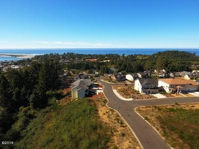 Depoe Bay, Gleneden Beach, Lincoln City, Newport, Otter Rock, Seal Rock, South Beach, Tidewater, Toledo, Waldport, Yachats Residential Lots & Land For Sale: 4300 Blk SE 43rd St Lot 8