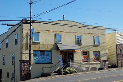 Lincoln City Commercial For Sale: 304 SE Highway 101