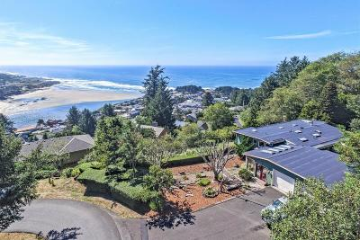 Yachats Single Family Home For Sale: 355 Horizon Hill Road