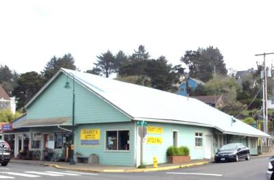 Lincoln City Commercial For Sale: 1520 NE Us-101