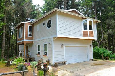 South Beach Single Family Home For Sale: 7864 N Coast Hwy
