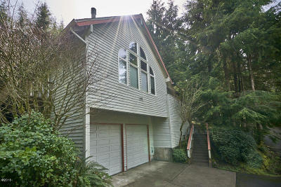 Neskowin Single Family Home For Sale: 5445 Fairway