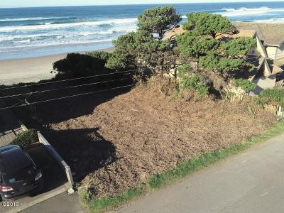 Lincoln City Residential Lots & Land For Sale: 5800 Blk NW Jetty Ave