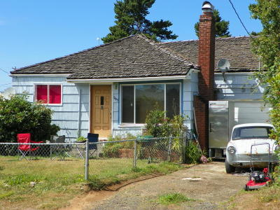 Newport OR Single Family Home Closed: $118,000