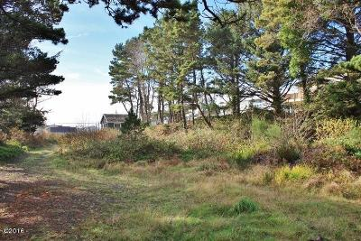 Depoe Bay, Gleneden Beach, Lincoln City, Newport, Otter Rock, Seal Rock, South Beach, Tidewater, Toledo, Waldport, Yachats Residential Lots & Land For Sale: 3000 Blk SW Anchor Lot 6 Ave.