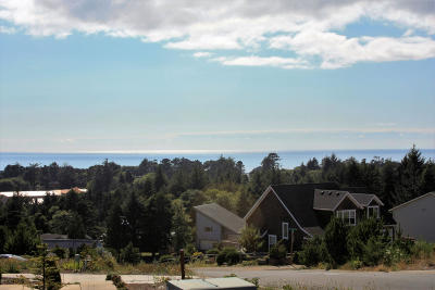 Depoe Bay, Gleneden Beach, Lincoln City, Newport, Otter Rock, Seal Rock, South Beach, Tidewater, Toledo, Waldport, Yachats Residential Lots & Land For Sale: 4300 Blk SE 43rd St Lot 5